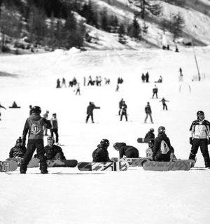 Madness Snowboard School Livigno