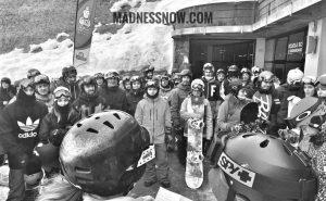Appello Madness Snowboard School Livigno