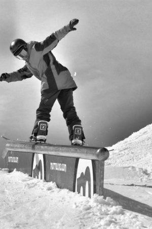 Snowboard camp aprile